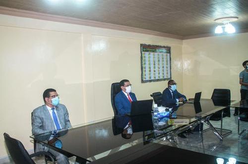 وزير الصحة يشارك في لقاء إقليمي حول كورونا