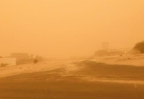 رؤية متأثرة في اترارزة بالتزامن مع أمطار بولايات أخرى