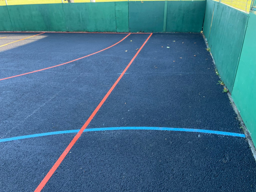 MUGA surface 4