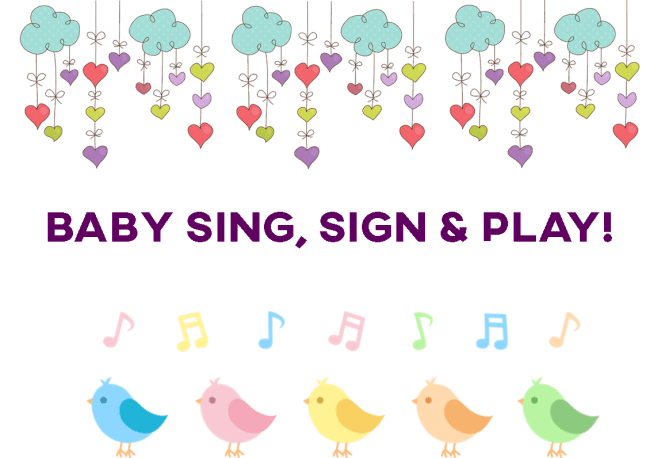 Sing, Sign, and Play