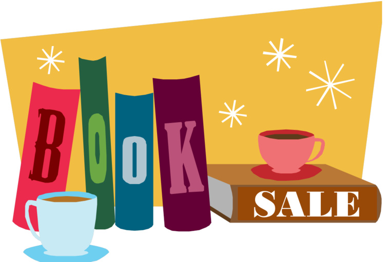 Image result for free clip art of a book sale
