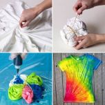 Woodstock Week @ Wadsworth - Tie Dye for Adults @ Wadsworth Library