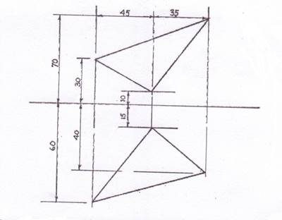 Technical Drawing Paper 1, May/June 2013