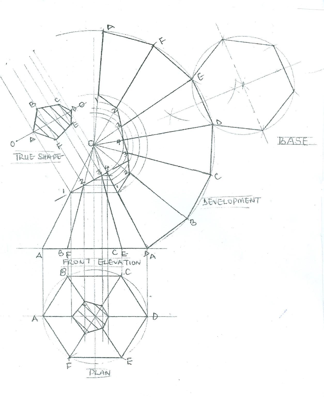 Technical Drawing Paper 2, Nov/Dec. 2014