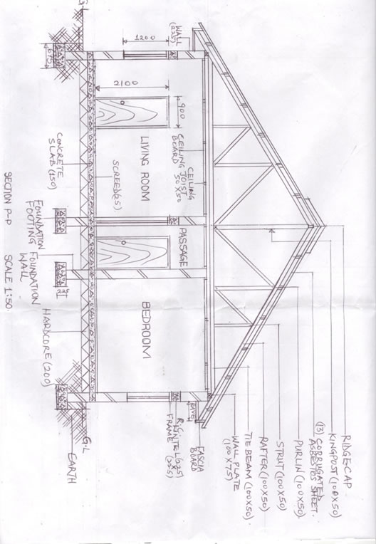 Technical Drawing 3, May/June 2015