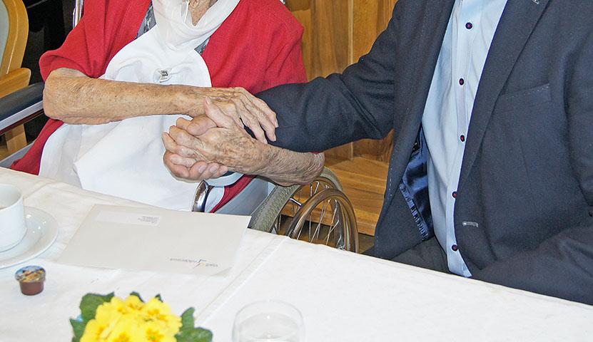 Senioren Pflege Betreuung