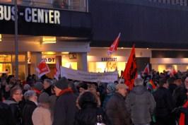Kundgebung; Bündnis für Toleranz Bremerhaven