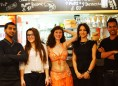 Belly Dancer at Chill Cafe Toronto