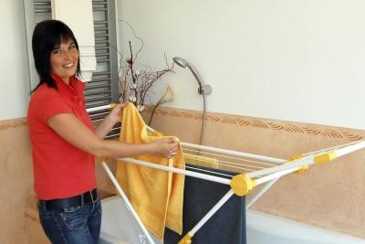 Wäscheständer Test artweger magic Alpfa Testbericht Bewertung