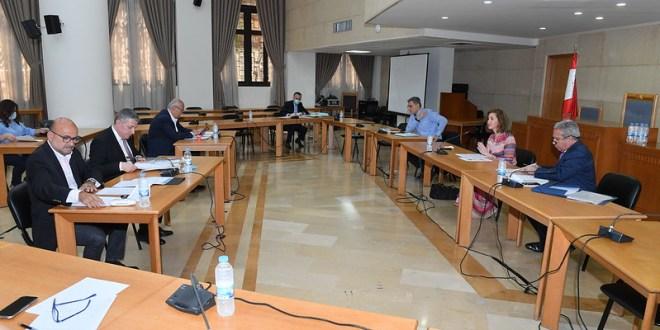 الهيئة البرلمانية لمتابعة تنفيذ اهداف التنمية المستدامة ناقشت مسودة قانون ازالة الفقر والعوز المدقع