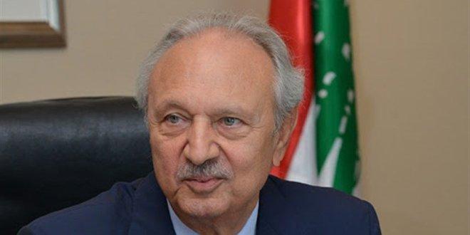 الصفدي ينعي كرامي: خسر لبنان كما طرابلس رجل دولة أحب مدينته حتى الرمق الأخير