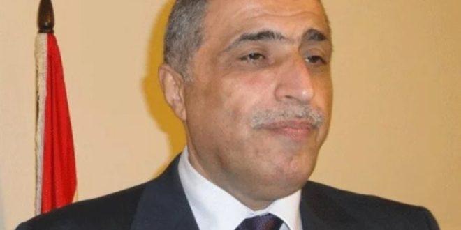 هاشم تابع موضوع تفشي كورونا في منطقة العمروسية