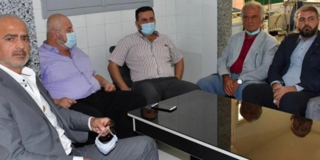 نادي روتاري عاليه قدم مساعدة طبية الى مستشفى حاصبيا