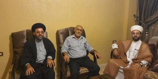 لقاء بين علماء عكار والجهاد الإسلامي في الشمال