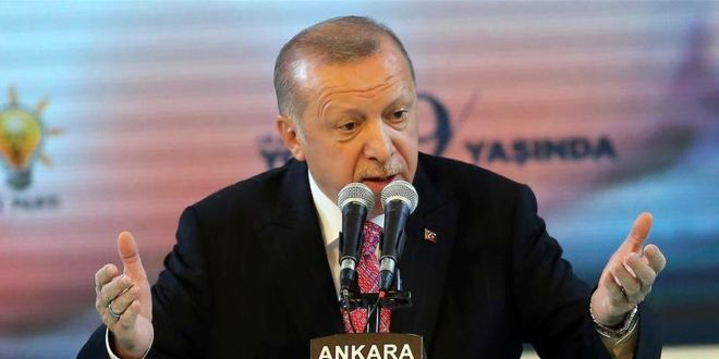 أردوغان: أنقرة منزعجة من هذا القرار!