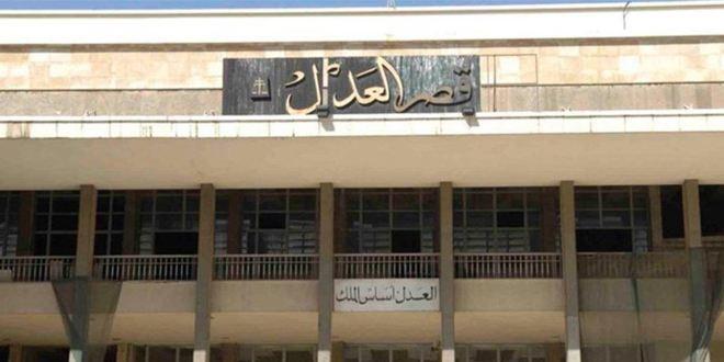 فحص إيجابي وآخر سلبي لمحامية.. إقفال قصر عدل طرابلس وفحوصات للموظفين