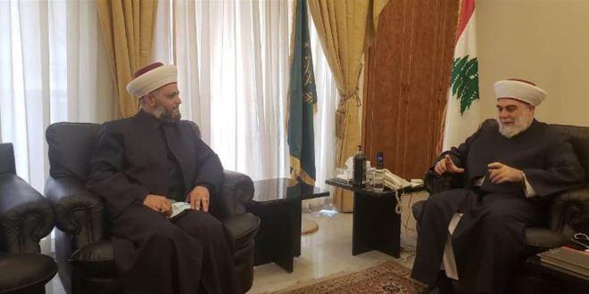 بعد خلاف مع مفتي طرابلس.. إمام مسجد الحازمية الضنية يعتذر: ما حصل كان نتيجة انفعال غير مقصود