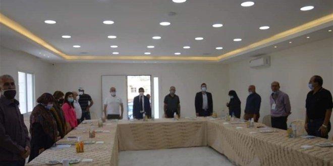 """جمعية سند لبنان تعقد """"اللقاء التربوي التنسيقي"""" في مركزها في بلدة حاريص…"""