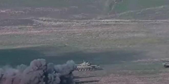 معارك بين أرمينيا وأذربيجان …وسقوط عشرات القتلى