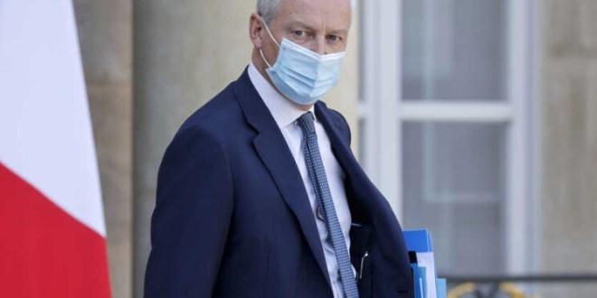 كورونا يصيب وزير الاقتصاد الفرنسي