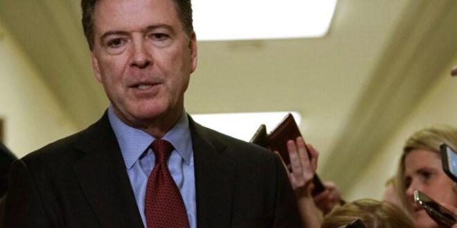 جيمس كومي يمثل أمام الكونغرس حول تدخل روسيا بانتخابات أميركا