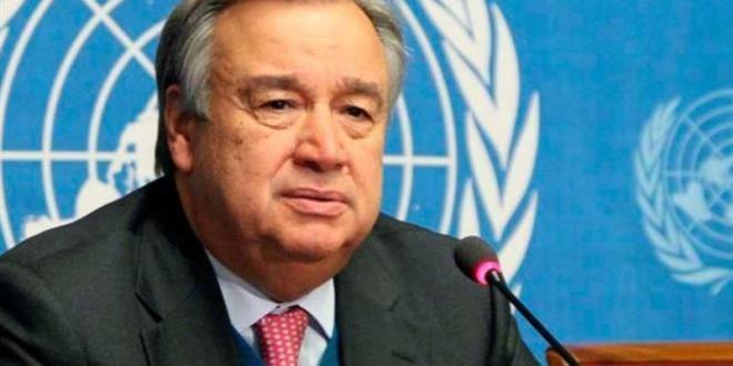 غوتيريش في يوم الأمم المتحدة: حان الوقت الآن لزيادة الضغط من أجل السلام