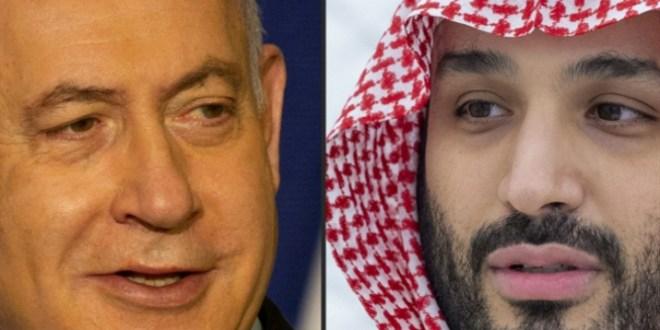 آل سعود – إسرائيل: حلف بوجه المقاو-مة…نتنياهو في جزيرة العرب