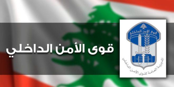قوى الأمن: توقيف 33 سجينا فارا والملاحقات مستمرة
