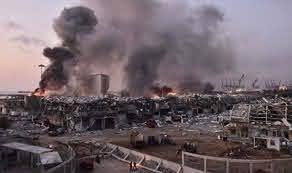 أكثر من 3 ملايين دولار قدمها خلف الحبتور مند انفجار بيروت ونصف مليون إضافي لإعادة إعمار بيوت المتضررين
