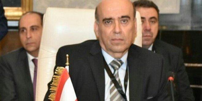 شربل وهبة : باب الخليج لم يُقفل بوجه لبنان .. نحن محكومون بالتواصل مع الدولة السورية