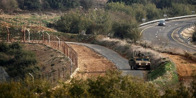قوات الاحتلال دخلوا البوابة الفاصلة عند الوزاني واستولوا على 7 أبقار