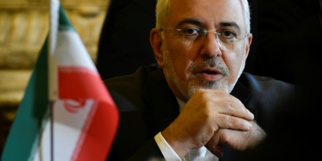 ظريف دعا بايدن الى رفع غير مشروط للعقوبات على إيران