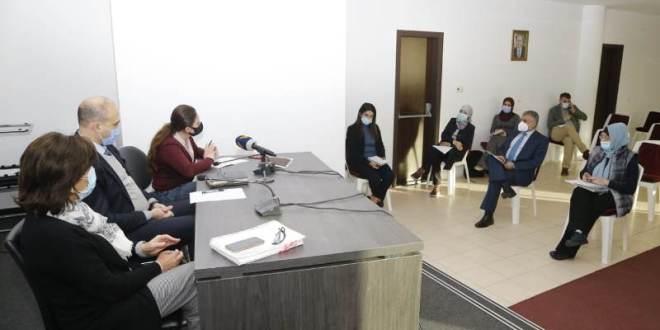 الخطة الوطنية للتلقيح في اجتماع تحضيري برئاسة وزير الصحة