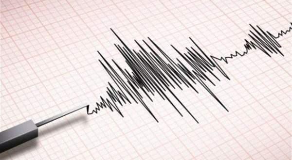 زلزال بقوة 5.5 درجات على مقياس ريختر ضرب جزراً إيرانية بمحافظة هرمزجان
