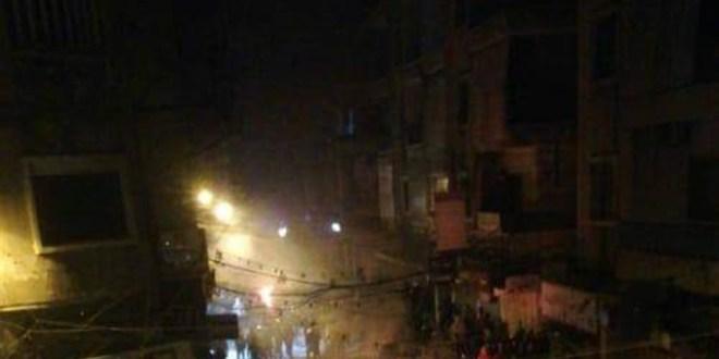 اشتباكات في ساحة النجمة بين الجيش والمحتجين … (فيديو)