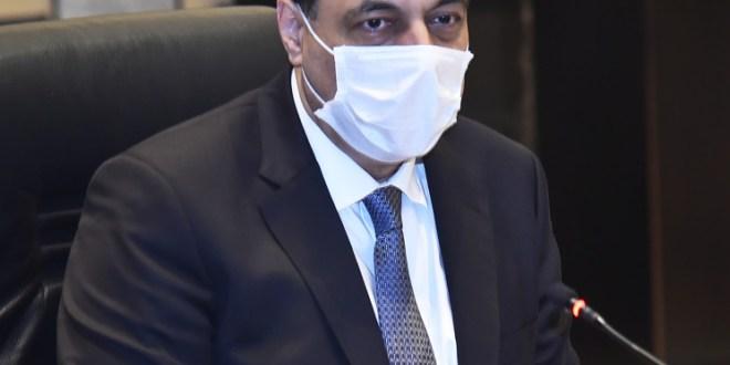 الترسبات الكيميائية في المرفأ وأزمة كورونا.. بين دياب وسفير ألمانيا