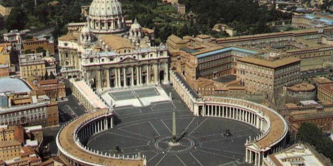 الفاتيكان يطرح نفسه كقوة عالمية داعية الى الحوار ونزع الاسلحة المدمرة للانسان