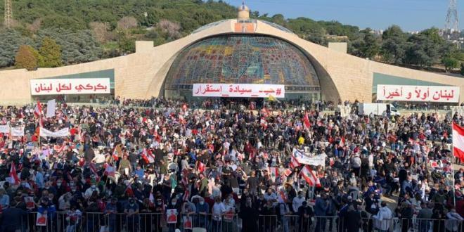 نهرا من بكركي: واجب علينا أن نصوب ونحاسب كل من استلم السلطة في لبنان