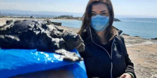 حملة تنظيف الشاطئ من العدوان الاسرائيلي والنتائج كارثية
