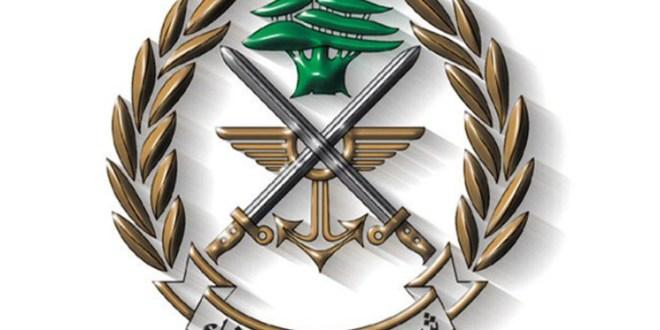 الجيش يتابع توزيع التعويضات على متضرري الانفجار