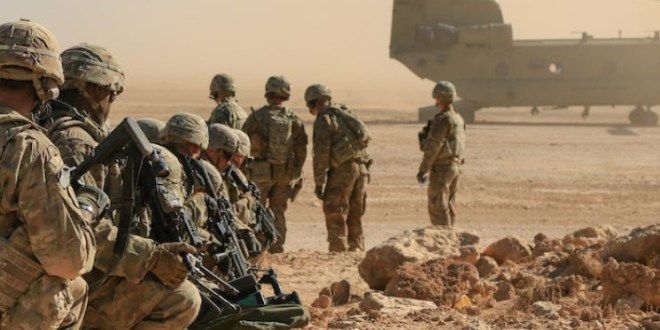 """تأهبٌ بصفوف القوات الأميركية بالعراق.. """"تهديدات وشيكة""""!"""