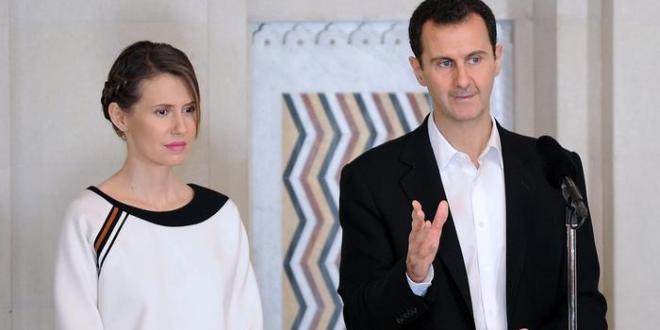 إصابة بشار الأسد وزوجته بفيروس كورونا!