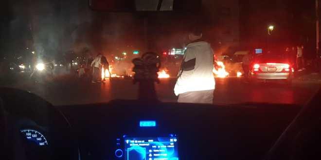بالفيديو: ثوار من طرابلس دعما لجل الديب