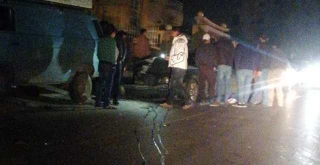 جريح بنتيجة حادث سير في سير ـ الضنية