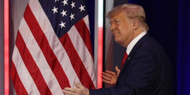 استطلاع يكشف شعبية ترامب بعد رحيله: موعدنا 2024