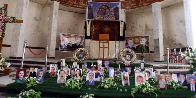 """""""سيدة النجاة"""".. هذه رمزية أولى محطات البابا في زيارة العراق"""