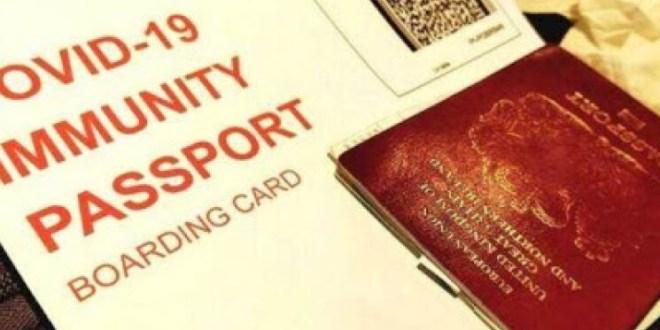 """منظمة الصحة العالمية توضح موقفها من """"جوازات سفر كوفيد"""""""