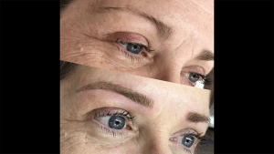 Micro-Blading 3D Eyebrows