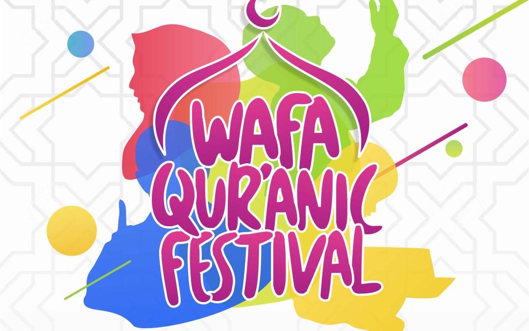 WAFA Qur'anic Festival dan Pengumuman Pemenang