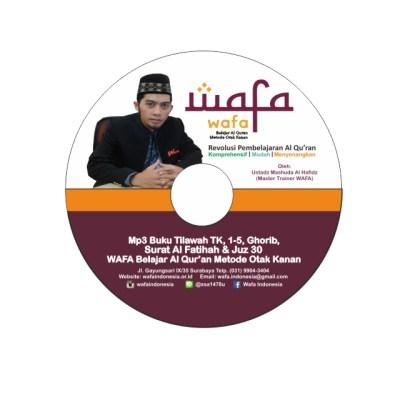 20 CD Buku Tilawah dan Juz 30